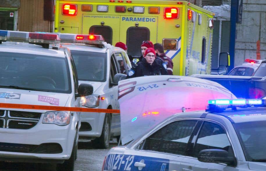 En 2015 au Québec, 14 personnes ont été atteintes gravement ou fatalement par balle, et 19 en 2016.