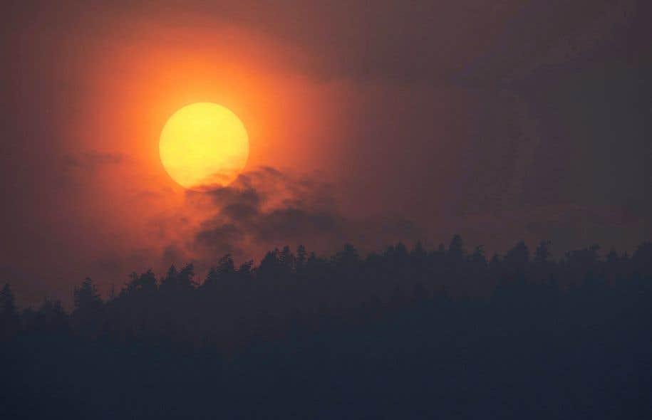 10.000 personnes évacuées face aux incendies en Colombie-Britannique — Canada