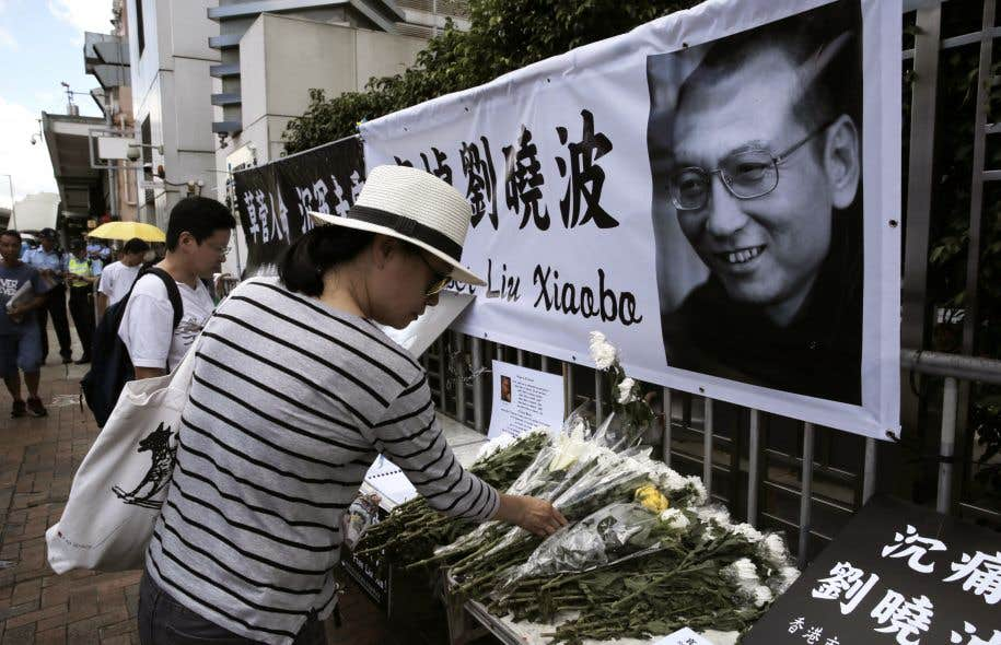Liu Xiaobo est le premier Prix Nobel de la paix à mourir en détention depuis un pacifiste allemand emprisonné par les nazis et décédé en 1938.