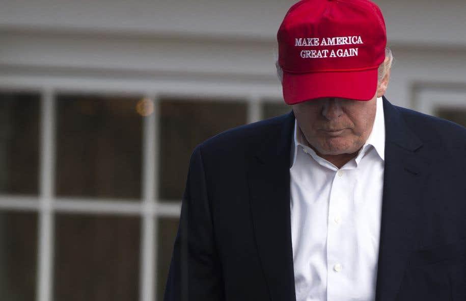 Donald Trump aannoncé la nomination d'un ancien procureur fédéral au poste de conseiller juridique spécial à la Maison-Blanche.