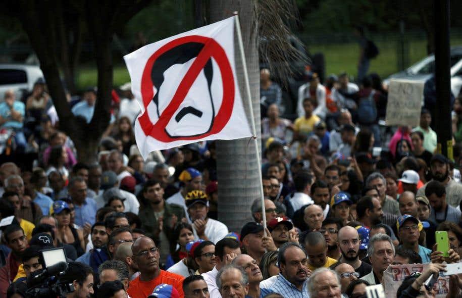 Constituante au Venezuela : le président Maduro accusé d'avoir