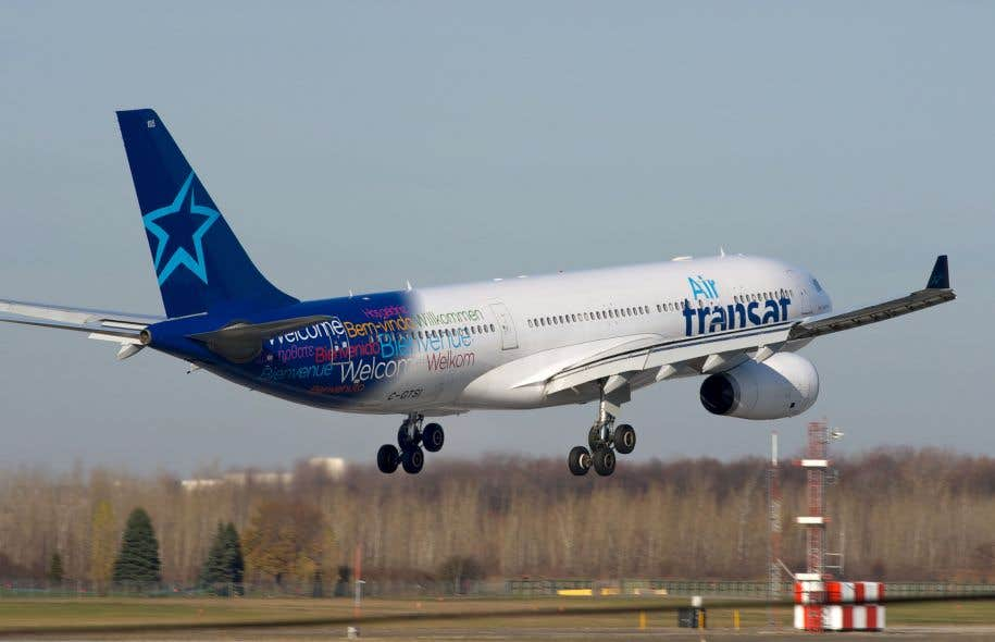 des passagers d air transat coinc 233 s dans des conditions difficiles 224 ottawa le devoir