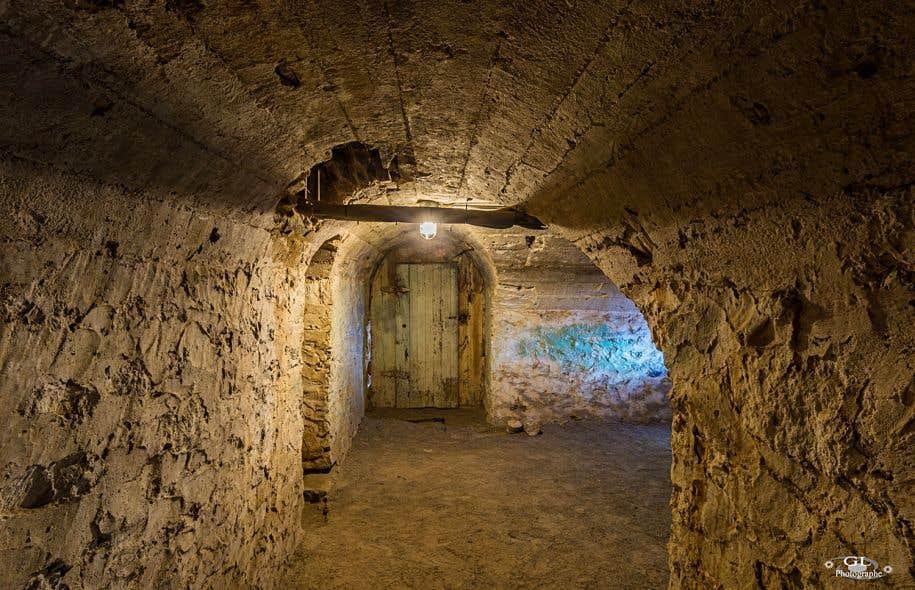 La plupart des sections de la Vieille Prison de Trois-Rivières sont restées intactes depuis son ouverture en 1822.