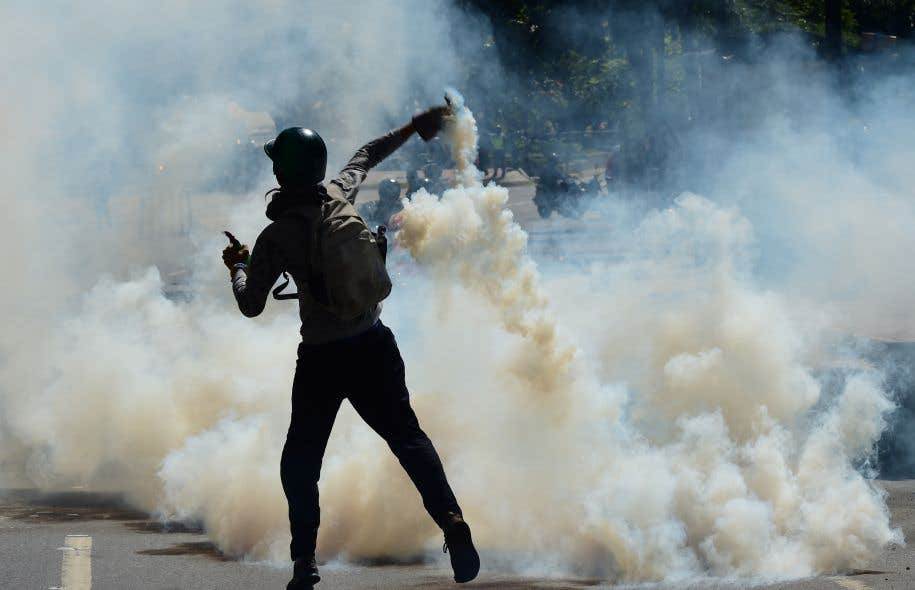Nicolas Maduro dénonce une tentative d'attaque terroriste contre l'armée vénézuélienne