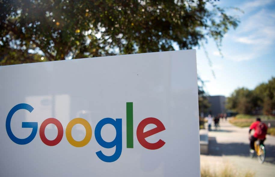 Le quartier général de Google, à Mountain View, en Californie