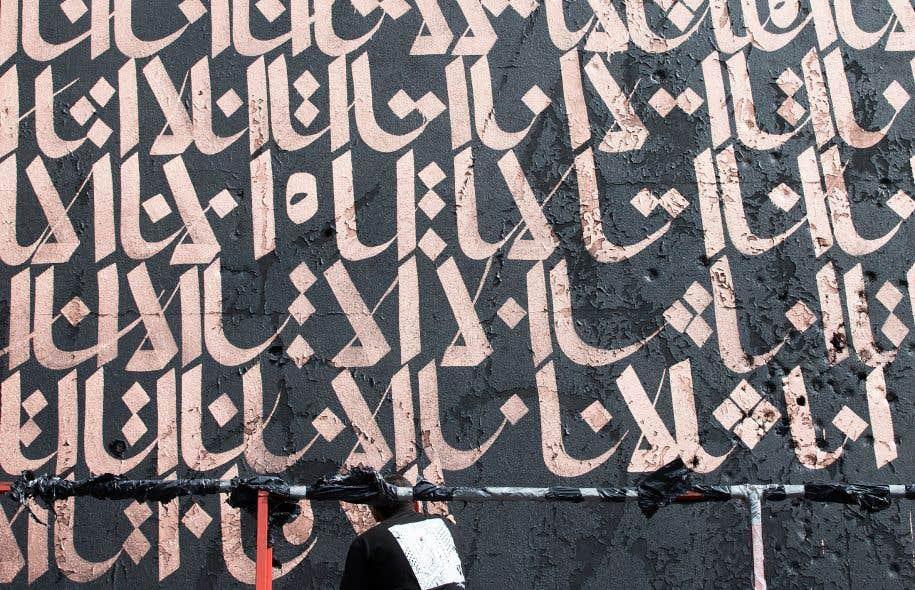 Préférence Montréal fait une place au «calligraffiti» arabe | Le Devoir GS94
