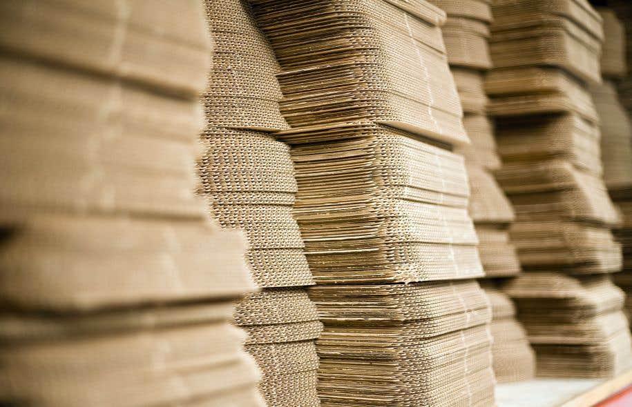 Le coût des matières premières a plombé les résultats dans le secteur de l'emballage.