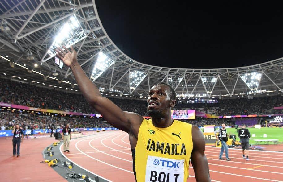 Avec le départ de la superstar Usain Bolt le premier sport olympique perd plus qu'un coureur d'exception
