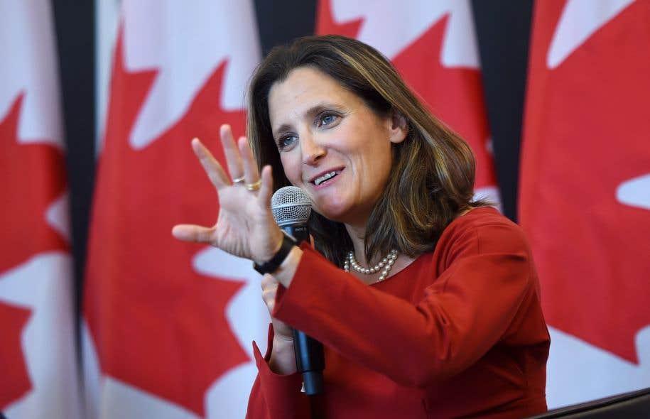 Le Canada met l'environnement au cœur de la renégociation de l'Alena