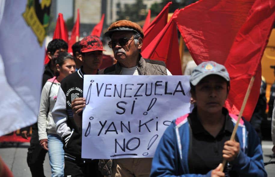 Aujourd'hui, le Venezuela est à deux doigts d'une catastrophe sans retour.