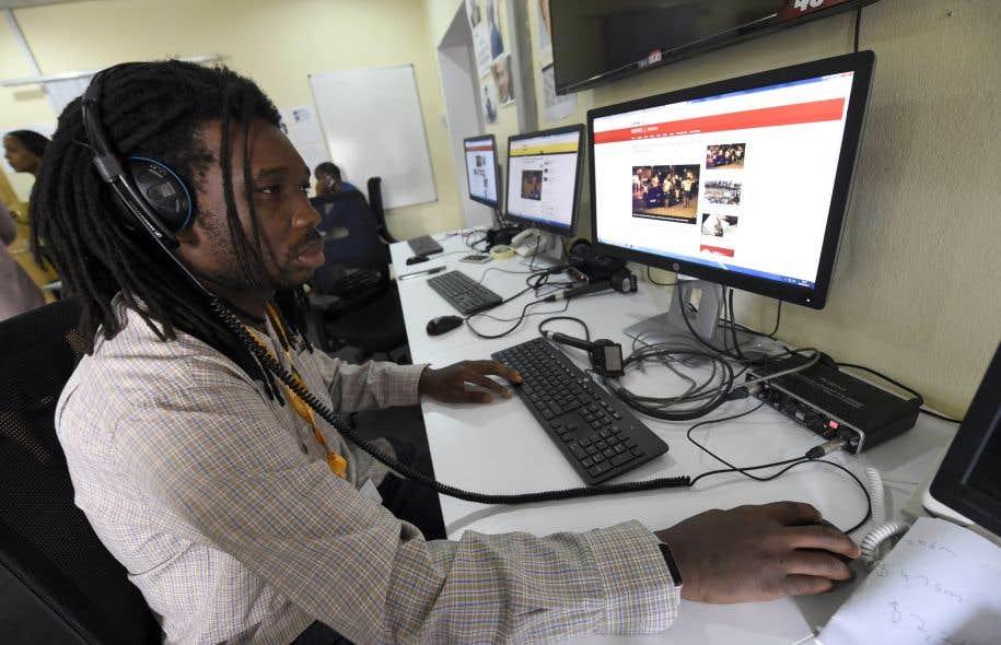 La BBC (British Broadcasting Corporation), qui lance lundi son nouveau portail Internet en langue «pidgin», le créole anglophone ouest-africain.