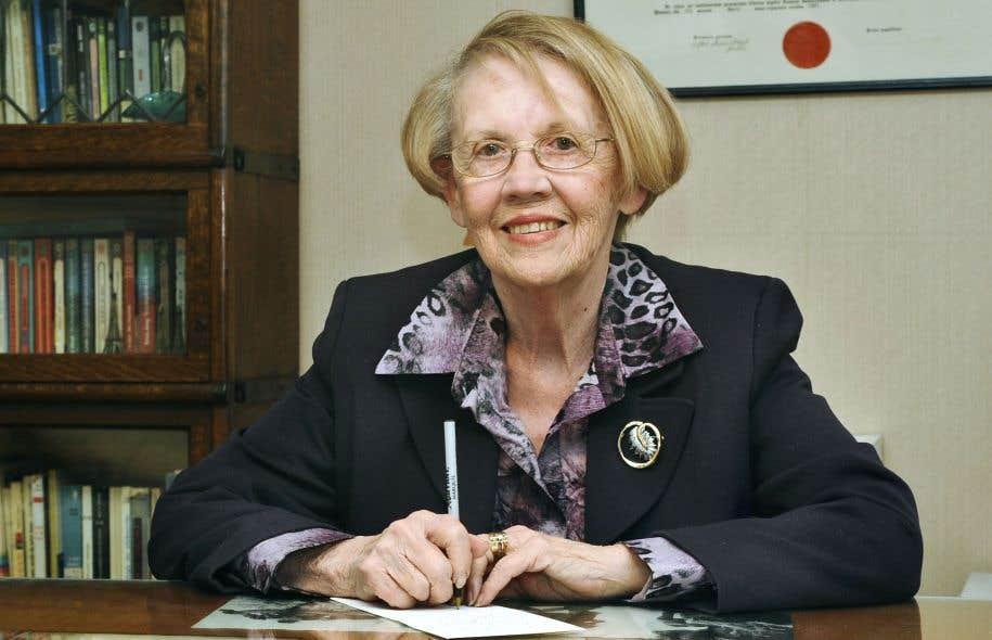Pionnière du journalisme agricole québécois, Rosaline Désilets-Ledoux, est décédée samedi à l'âge de 87ans.