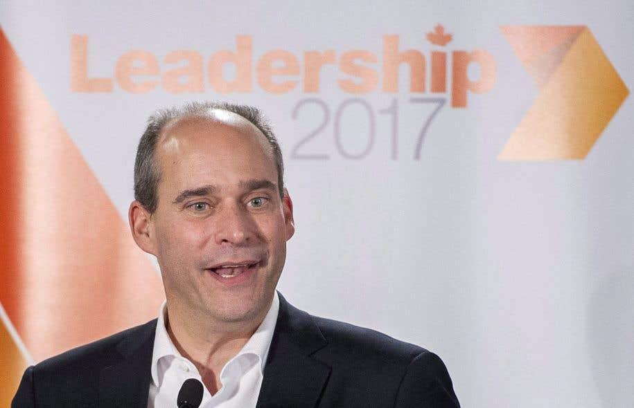 Des quatre candidats qui aspirent à remplacer Thomas Mulcair à la tête du NPD, Guy Caron est le seul Québécois.