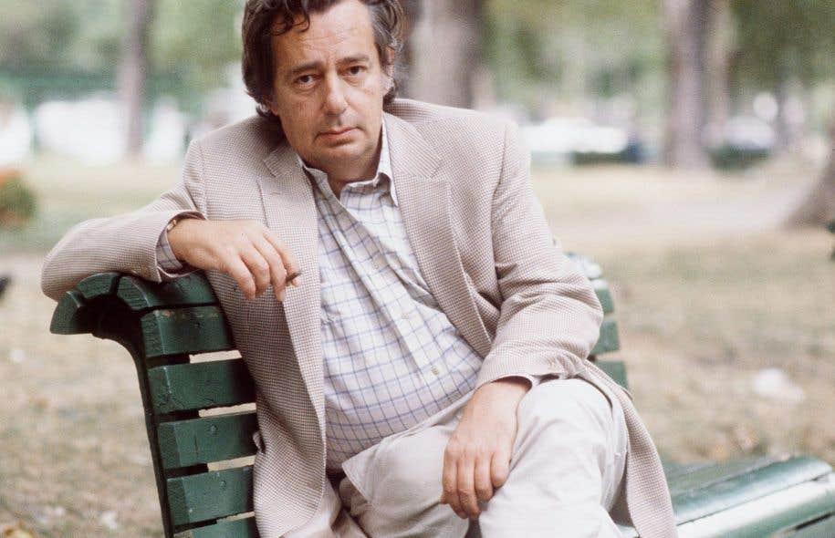 L'écrivain montréalais, anglophone et juif Mordecai Richler