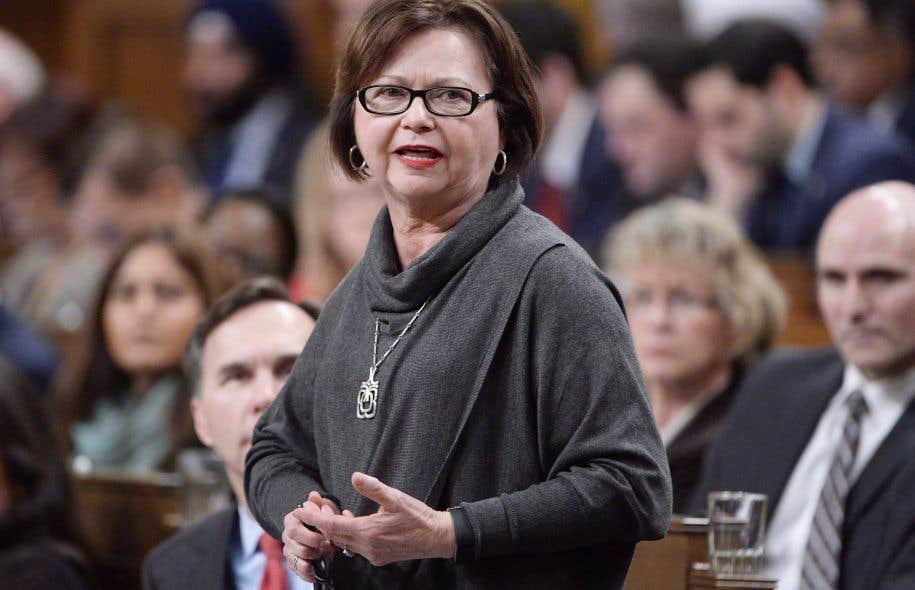 La ministre Judy Foote démissionne et annonce son retrait de la politique