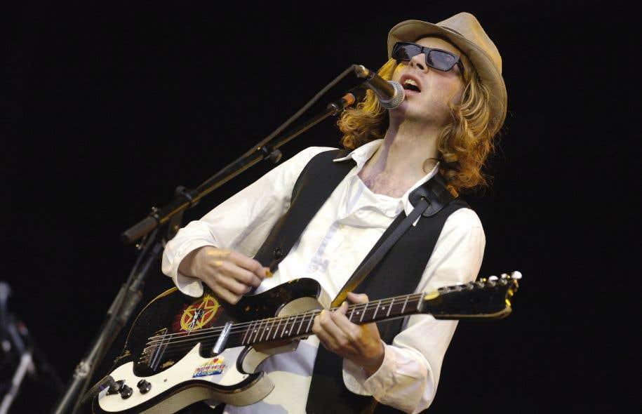 La démarche «lo-fi» d'artistes comme Beck était considérée dans les années 1990 comme «l'antithèse de Bon Jovi».<br />