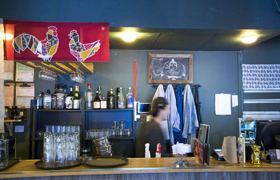 Bistro japonais sans prétention, le restaurant Otto Yakitori est un petit établissement bien dégourdi du secteur de l'Université Concordia.