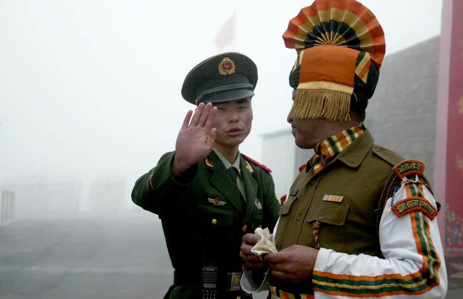 Fin de la confrontation — Chine-Inde