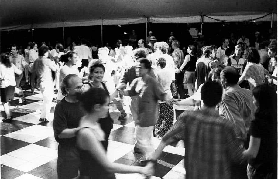 Le CQPV représente quelque 80 organismes œuvrant en danse et en musique traditionnelles, en contes, en artisanats, dans les vieux métiers et consorts. Sur notre photo: les Veillées du Plateau.
