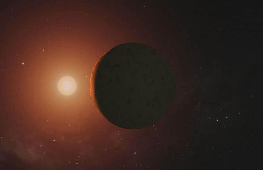 En février, une équipe internationale avait fait sensation en annonçant avoir découvert autour de l'étoile naine TRAPPIST-1 un fascinant système de sept exoplanètes de la taille de la Terre.