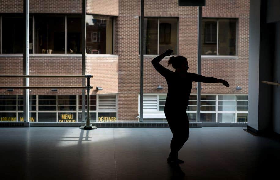 La Maison pour la danse comportera six studios répartis sur trois étages.
