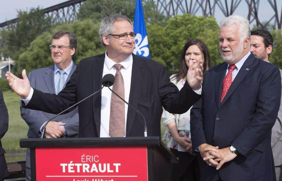 Le caquiste Normand Sauvageau retire sa candidature dans Louis-Hébert