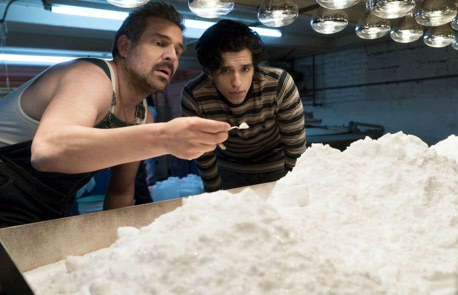 La 3e saison de la série «Narcos» s'attarde cette fois-ci sur la vie des trafiquants de drogue aux États-Unis.
