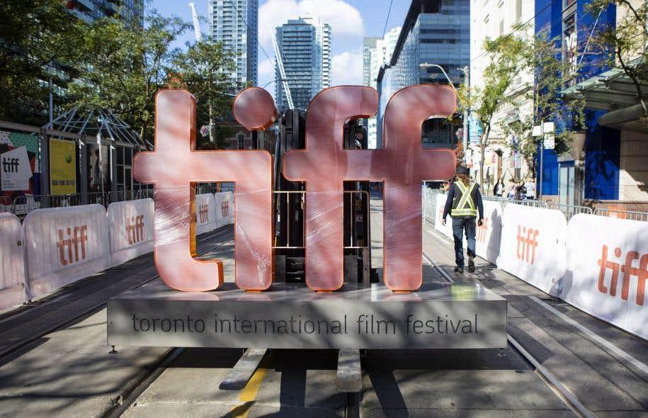 Les cinéastes Robin Aubert et Denis Côté présentaient leurs œuvres en cette journée d'ouverture du Festival international du film de Toronto, jeudi.