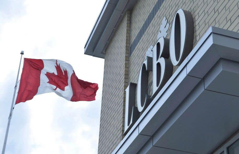 L'Ontario dit vouloir s'inspirer de l'expérience de la LCBO dans la vente d'alcool pour définir le cadre de vente du cannabis.