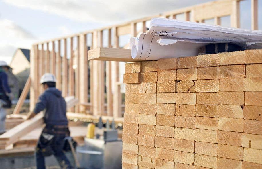 Les mises en chantier de logements collectifs dans les centres urbains ont progressé de 2,7 % en août pour se chiffrer à 145 618.