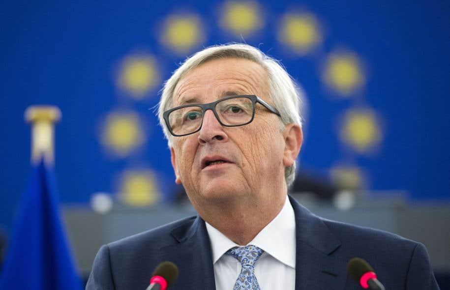 Le mandat de Jean-Claude Juncker se termine à l'automne 2019.