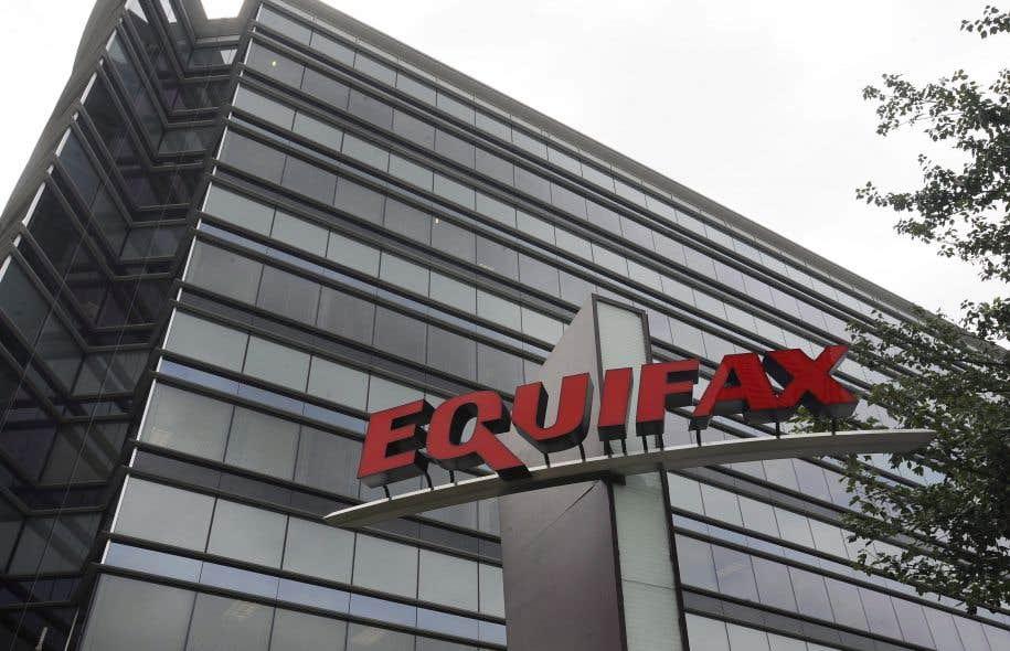 Equifax a révélé jeudi dernier qu'une faille dans son système de sécurité avait compromis les informations personnelles de 143millions d'Américains.