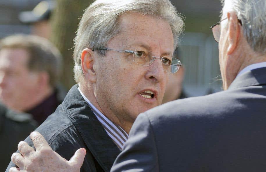 Jean Tremblay, le maire de Saguenay, a cumulé cinq mandats.