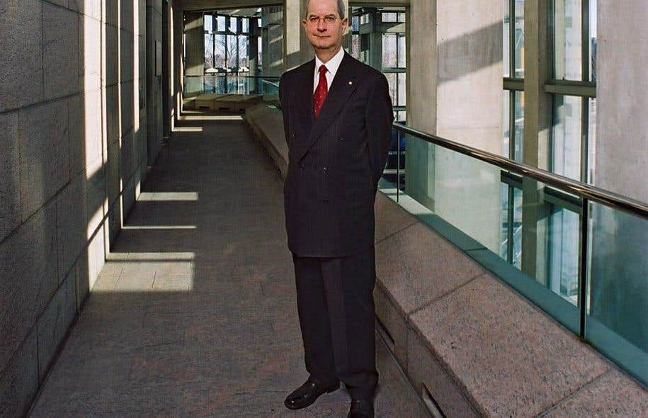 Pierre Théberge au Musée des beaux-arts de Montréal en 2009