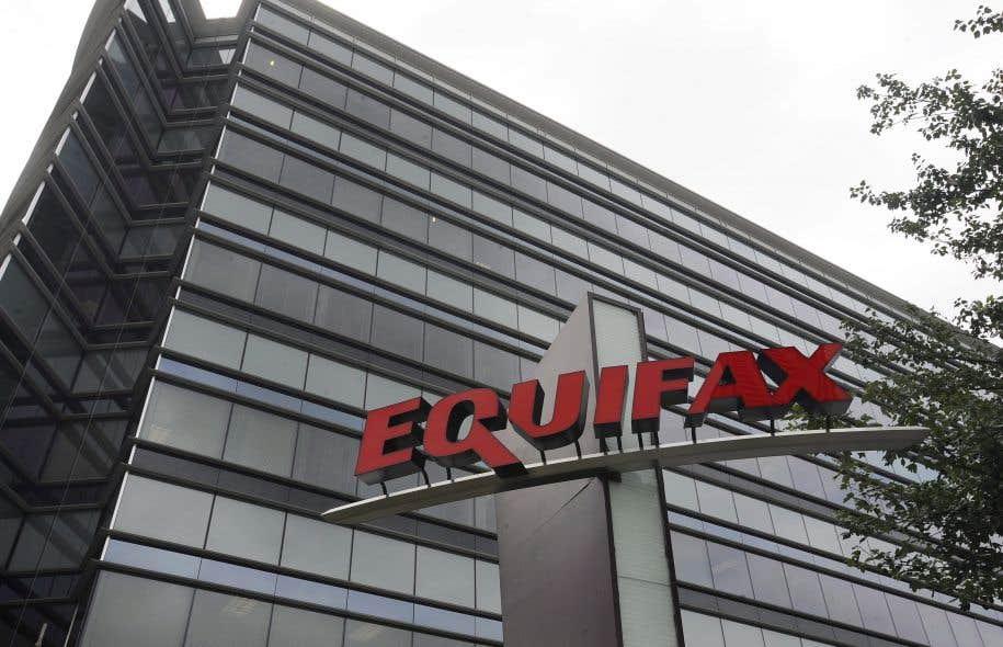 100 000 consommateurs touchés au Canada — Equifax
