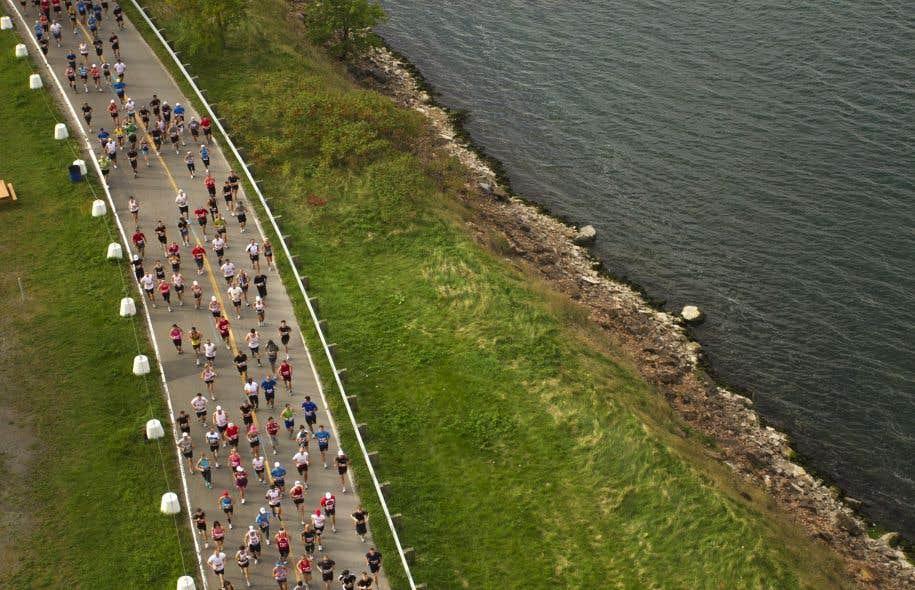 Le marathon de Montréal est annulé