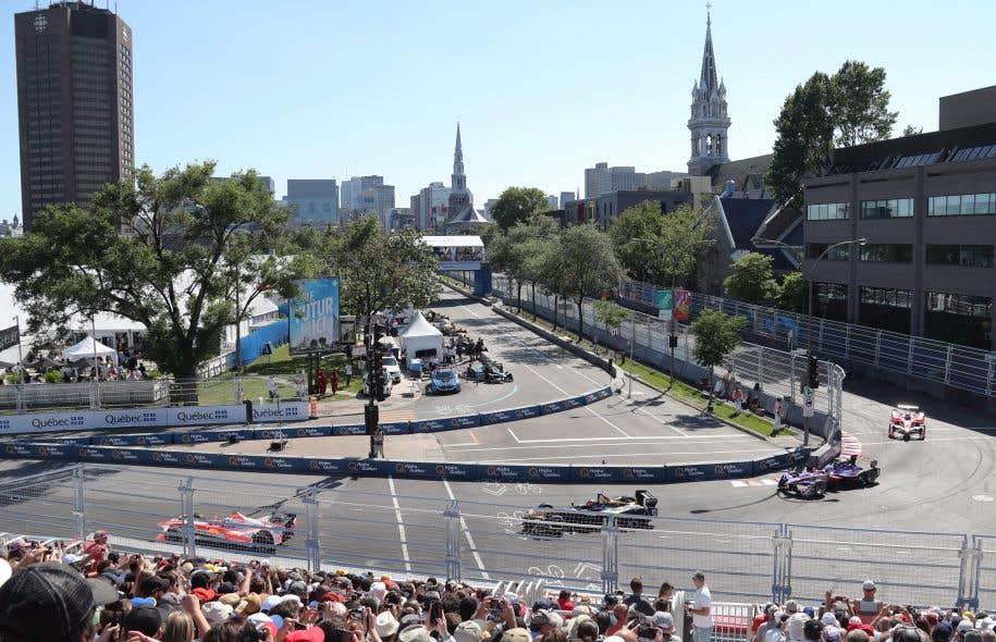 Montréal c'est électrique, qui a organisé la course de Formule E, n'est pas assujettie à la Loi sur l'accès à l'information, bien que d'importants fonds publics y aient été investis.