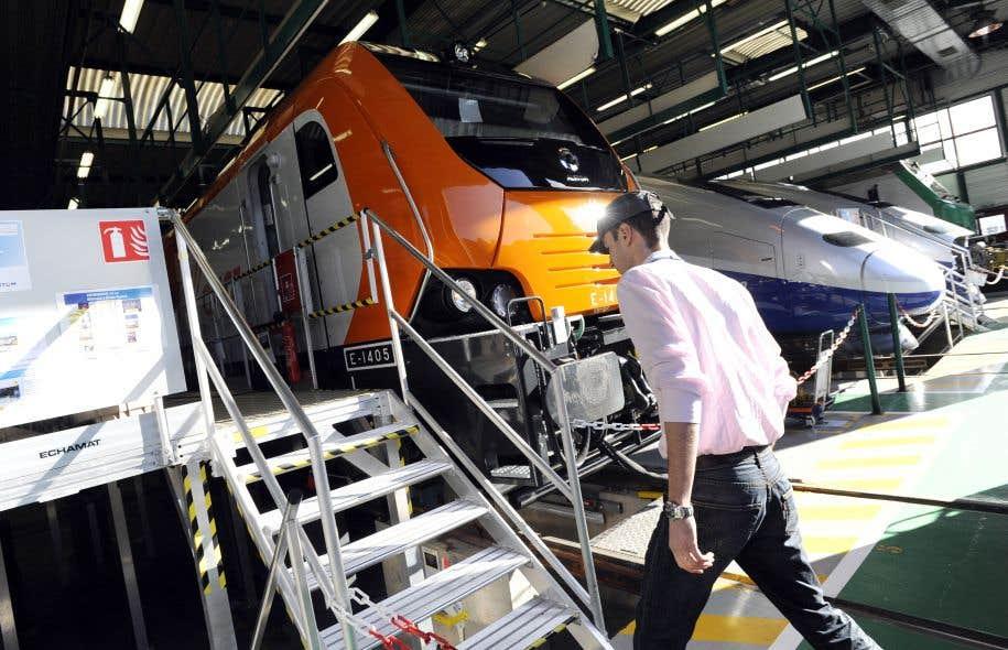Alstom discute avec Siemens d'un