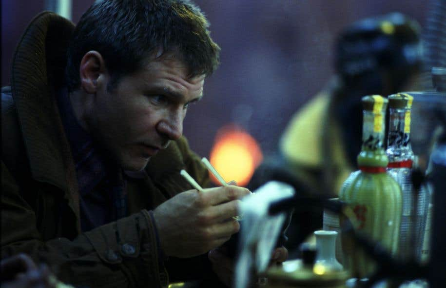 «Blade Runner», réalisé parRidley Scott,prit l'affiche à l'été 1982.
