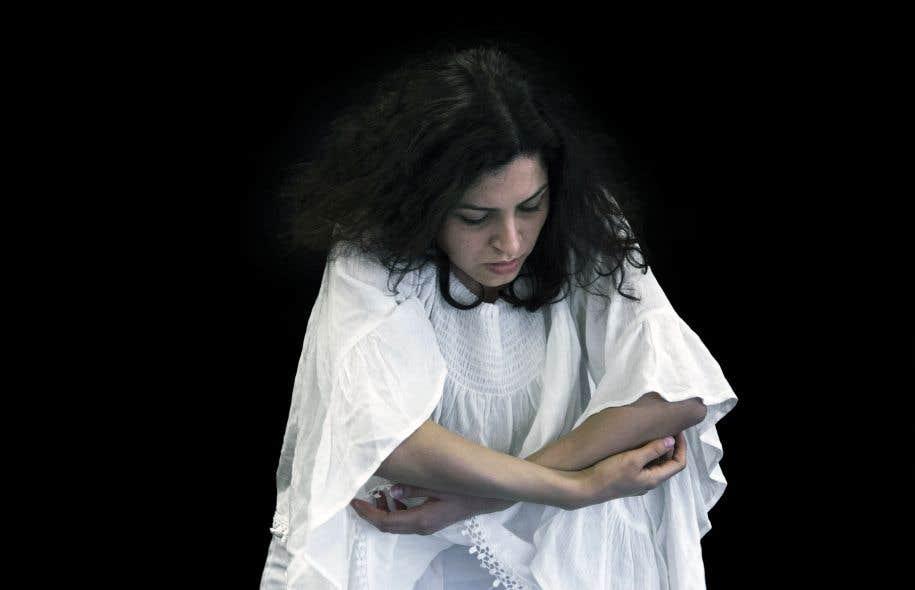 L'artiste iranienne Nasim Lootij a quitté sa terre natale à l'âge de 22ans pour s'installer d'abord en France avant de venir s'établir récemment à Montréal.