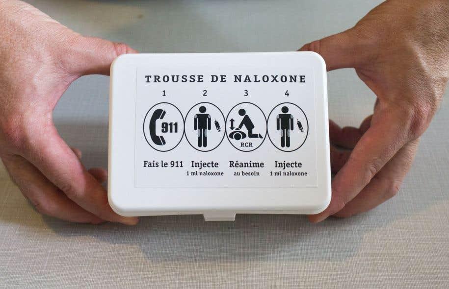 Mathieu Lavoie, le président du Syndicat national des agents de la paix, estime primordial que l'ensemble des gardiens du Québec soient formés pour détecter les signes d'une surdose et administrer la naloxone.
