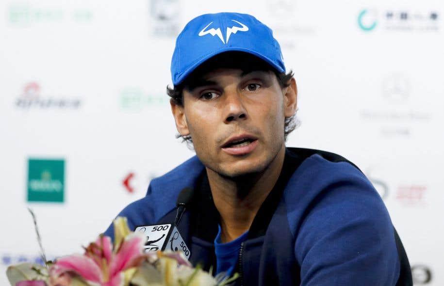Nadal présente un palmarès de 56-9 cette saison. Il domine le circuit ATP avec cinq titres en simple et il tentera d'ajouter cette année ce titre à celui qu'il a remporté en 2005 alors qu'il était encore adolescent.