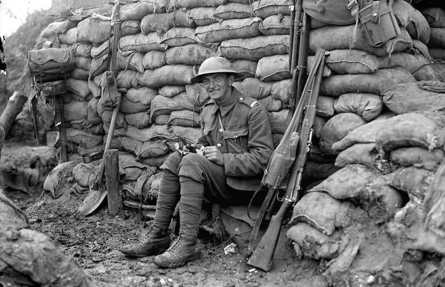 L'impôt sur le revenu a vu le jour pour financer la Première Guerre mondiale.