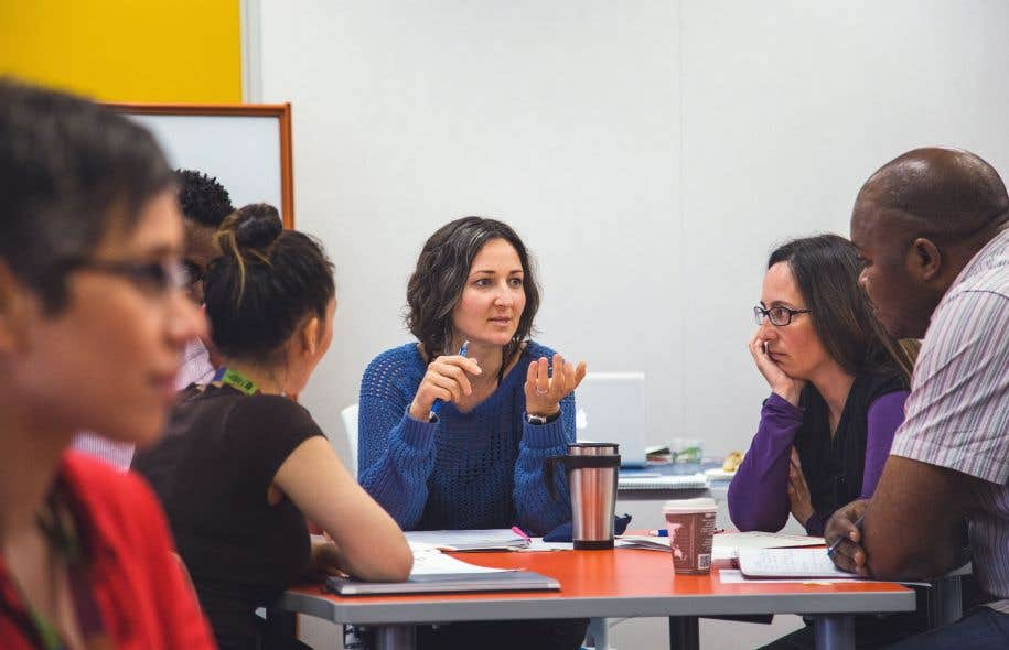 L'École d'innovation sociale a accueilli ses premiers étudiants il y a quelques semaines.