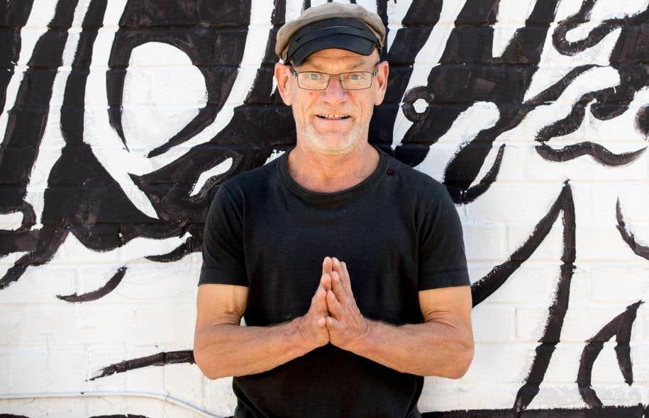 «Je ne mesuis jamais fait vivre une peur comme ça; c'est extrême; j'ai vraiment hâte», affirme Peter James.