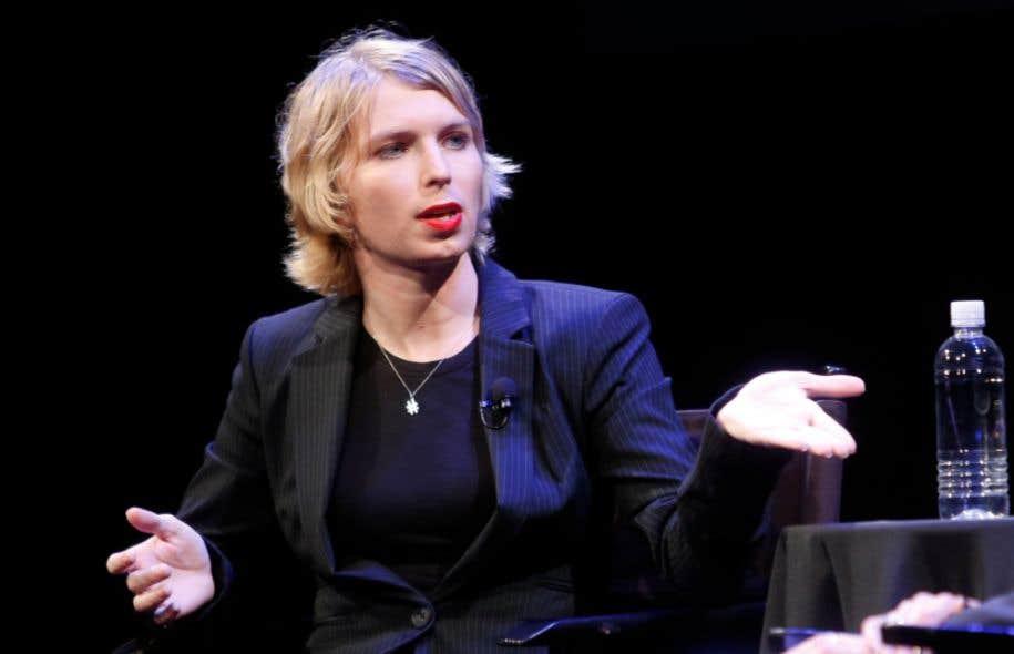 L'ancienne informatrice de WikiLeaks Chelsea Manning