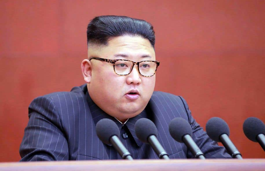 Le leader du régime nord-coréen, Kim Jong-un