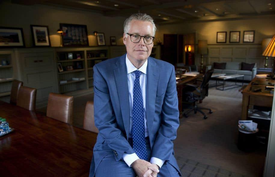 Le président et chef de la direction de Delta, Ed Bastian, s'est montré déçu des décisions du département américain du Commerce.