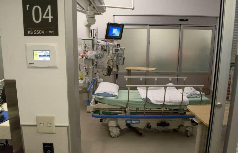 Depuis 1997, les hôpitaux grugent la plus grande part des dépenses de santé au Canada.