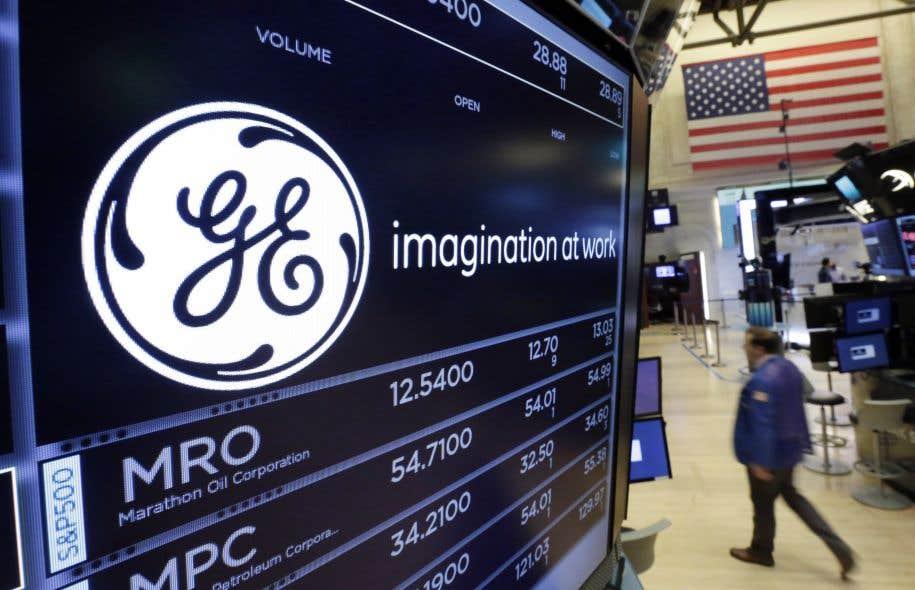 GE prévoit supprimer 25 % de 24000 emplois.